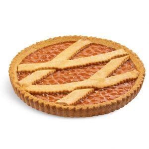 Crostata di Albicocca - Apricot Crostata