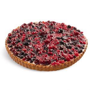 Torta Frutti di bosco - Mixed Berry cake