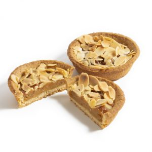 single-serve almond cake