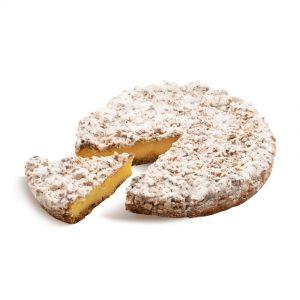 Tortina Ricotta - Mid-Sized Ricotta Cake - Mid-Sized Ricotta pie