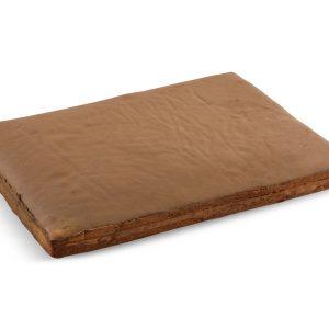 Pan di Spagna Rettangolare al Cacao - rectangular chocolate sponge cake