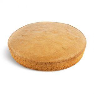 Pan di spagna tondo - round sponge cake