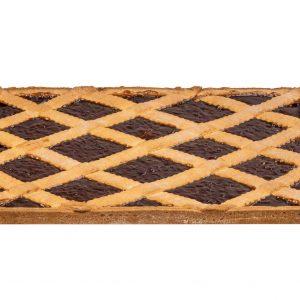 Trancio Confettura di Ciliegia - Cherry Sheet Crostata -Cherry Sheet Cake