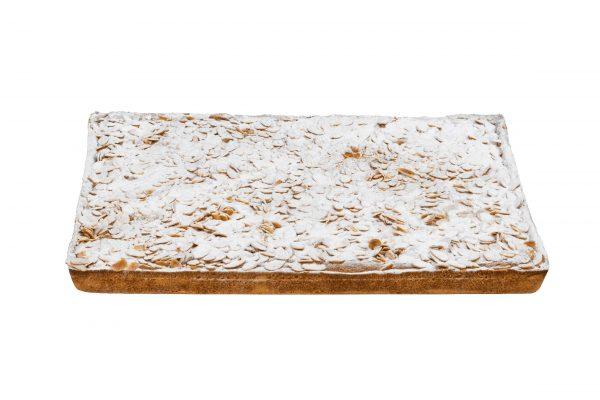 Trancio Mandorle almond sheet cake