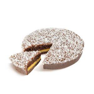tortina cocco e cacao il dolce forno